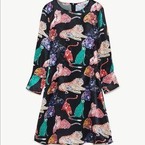 Tiger Dress Zara